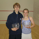 2012 State Siblings Champions: Carson & Caroline Spahr