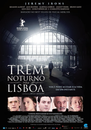 Trem Noturno para Lisboa DVDRip Dual Audio Download Filme