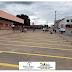 Secretaria de Obras e Serviços Públicos realiza demarcação no Mercado Municipal de Macajuba