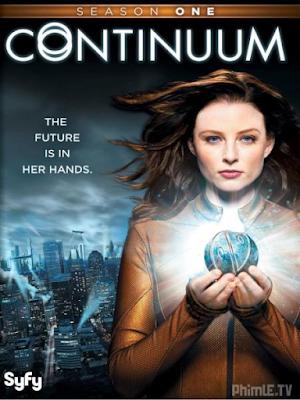 Phim Cổng thời gian (Phần 1) - Continuum (season 1) (2012)