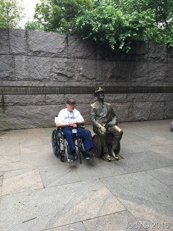 Dad and FDR