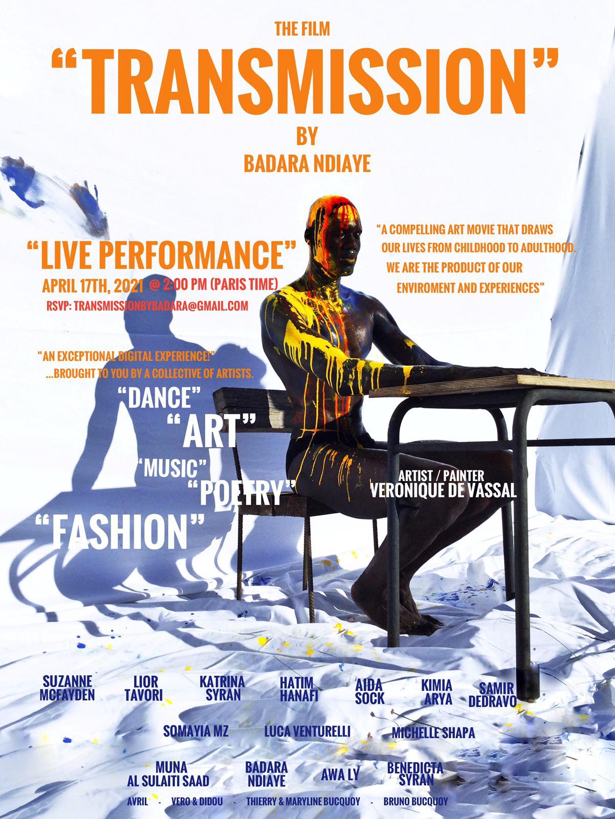 "The Art Film: ""TRANSMISSION"""