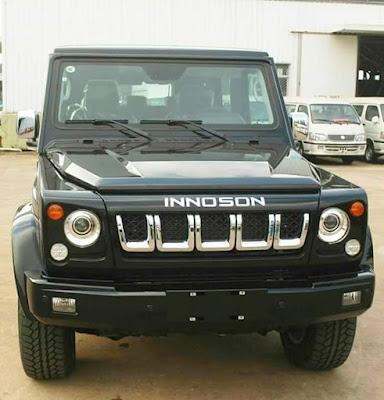 Innoson G80 SUV G-Wagon