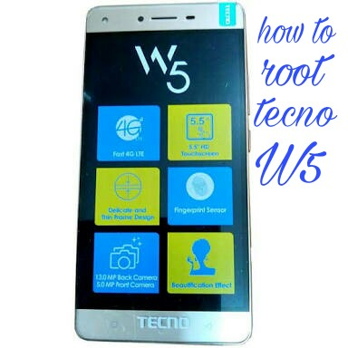How to root tecno W5 running android 6 0 marshmallow and install