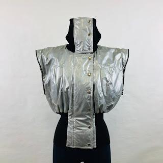Dolce & Gabbana Metallic Vest