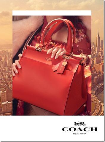 Coach X Selena ADV Campaign (2)