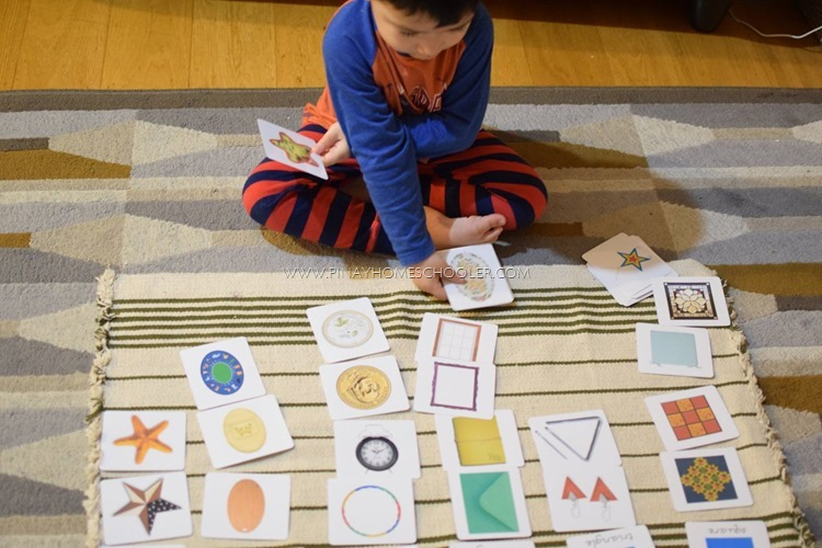 Sorting Real-Life Objects Based on their Shapes