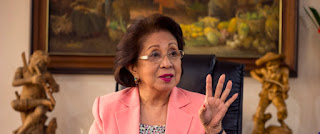 Philippines: Conchita Carpio-Morales, la championne anti-corruption n'a peur de rien