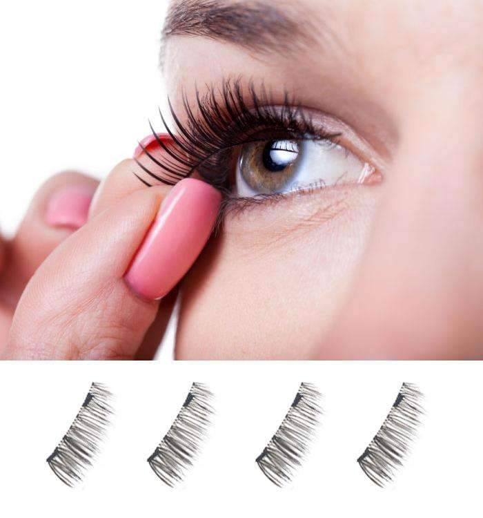 THE BEST EYELASHES FOR AMAZING WOMEN-DIFFERENT FACES 2
