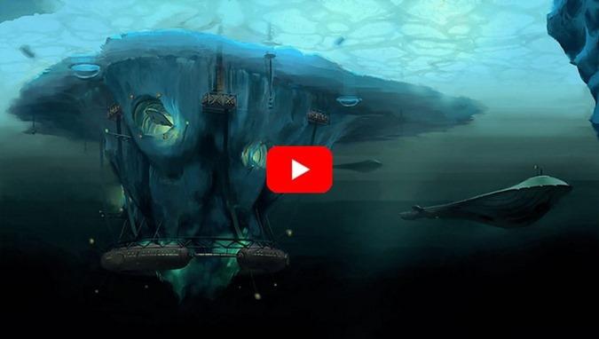 Novos estudos sugerem que esta misteriosa ilha pode ser uma base extraterrestre