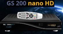 ATUALIZAÇÃO GLOBALSAT GS NANO HD E GS 100 MICRO 29/01/13