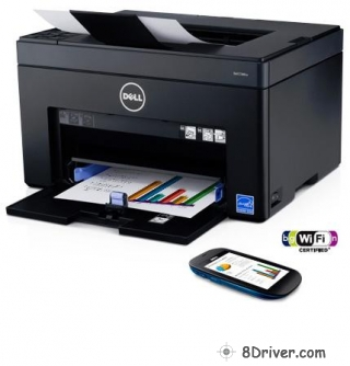 Download Dell C1660W Printer Driver for Windows XP,7,8,10