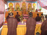Daoist temple rituals