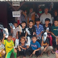 Alfamart Telah Salurkan Sepatu Sebanyak 60 Pasang di Dua Wilayah