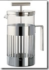 Alessi Three Cup Filter Coffee Maker