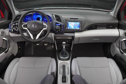Honda Cr Z Interior. 2011 Honda Crz Interior