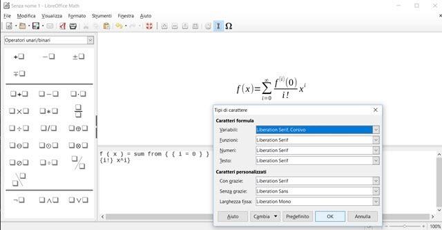 creazione-equazione-libre-office