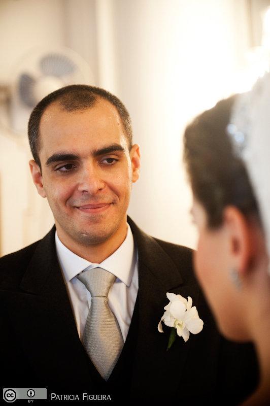 Foto de casamento 0940 de Juliana e Rafael. Marcações: 16/07/2010, Casamento Juliana e Rafael, Rio de Janeiro.