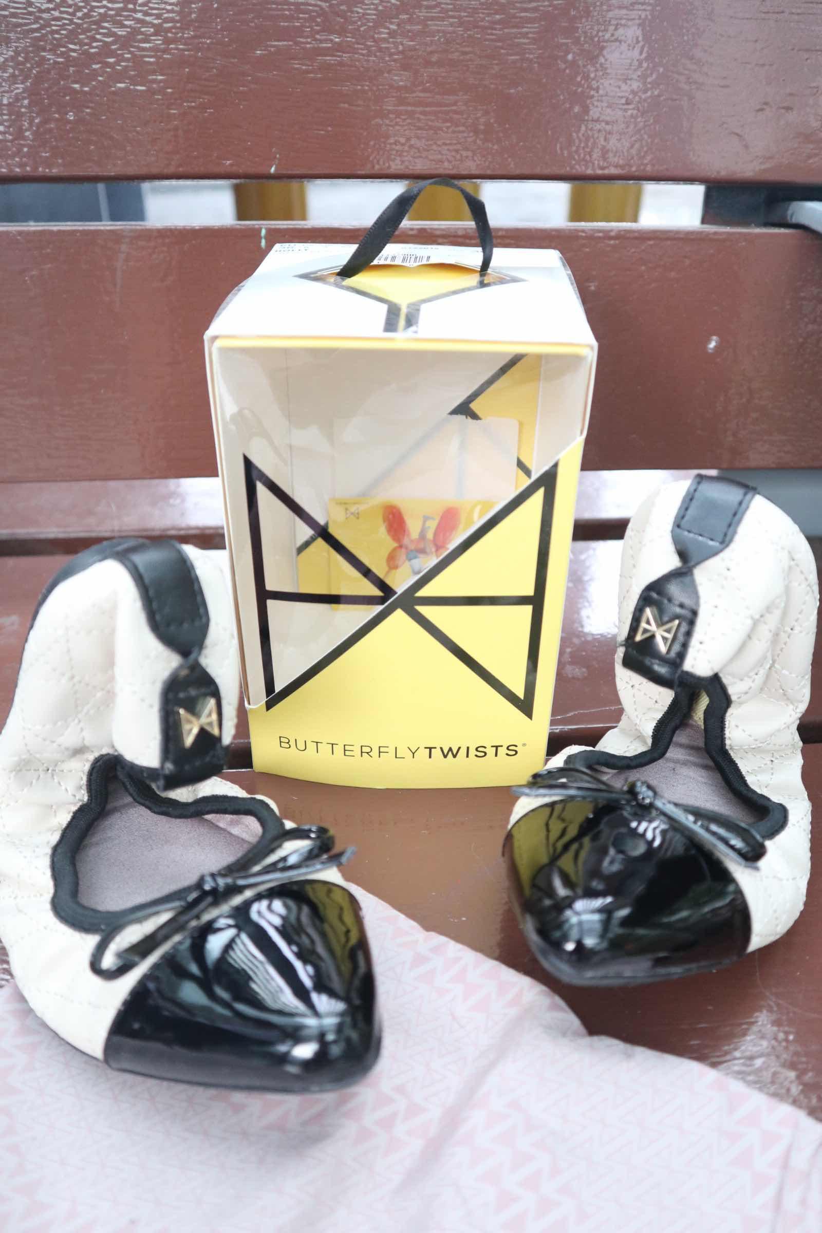 踢走厭倦的波鞋Look ~ Butterfly Twists 鞋百搭容易配襯 ~ 約會時必著的首選 ...