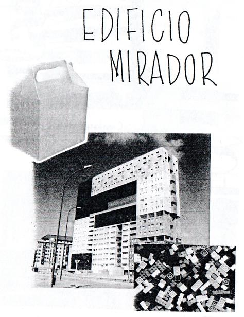 metáfora edificio mirador
