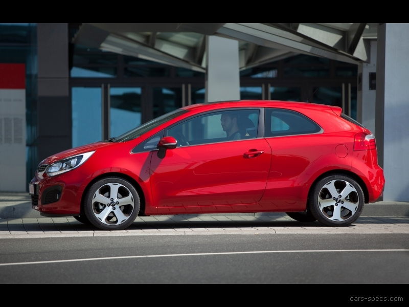 2011 kia rio hatchback specifications pictures prices. Black Bedroom Furniture Sets. Home Design Ideas