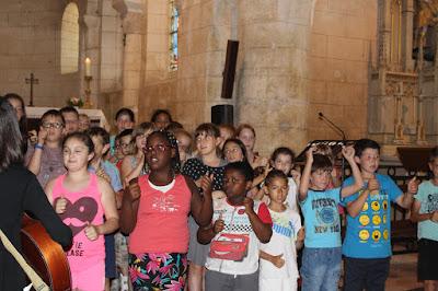 Caté-Fête à St. Ciers d'Abzac, 3.6.2015