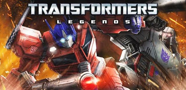 DeNA đang phát triển một tựa game Transformers mới 2