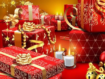 Prenda de Natal para a filha mais nova