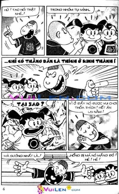 Thần Đồng Đất Việt Tập 80