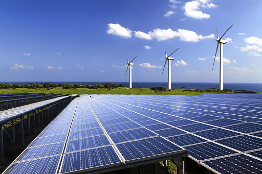 Panel beating: Energy from wind and solar farms is often unreliable, difficult to store and unable to be dispatched, says the writer. On the other hand, coal and nuclear power is easy to deliver, reliable and creates thousands of jobs. Picture: ISTOCK