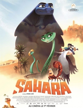 Sa mạc Sahara - Sahara (2017)