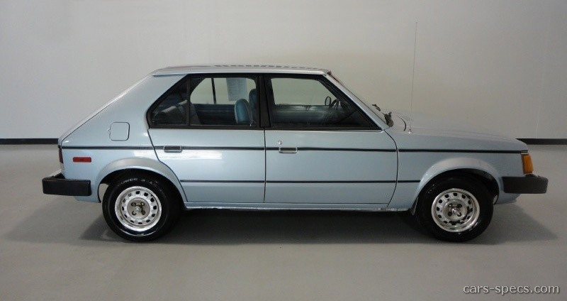 1990 Dodge Omni Hatchback Specifications Pictures Prices