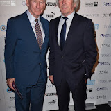 OIC - ENTSIMAGES.COM -  Bob Wilson and Pat Jennings at the  London Football Legends Dinner & Awards in London 3rd March 2016 Photo Mobis Photos/OIC 0203 174 1069