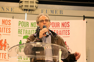 Photo: Pierre Khalfa (Fondation Copernic)