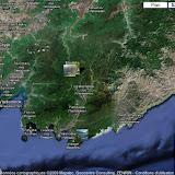 Vladivostok et le Sud de l'Oussouri. Localisation des photos