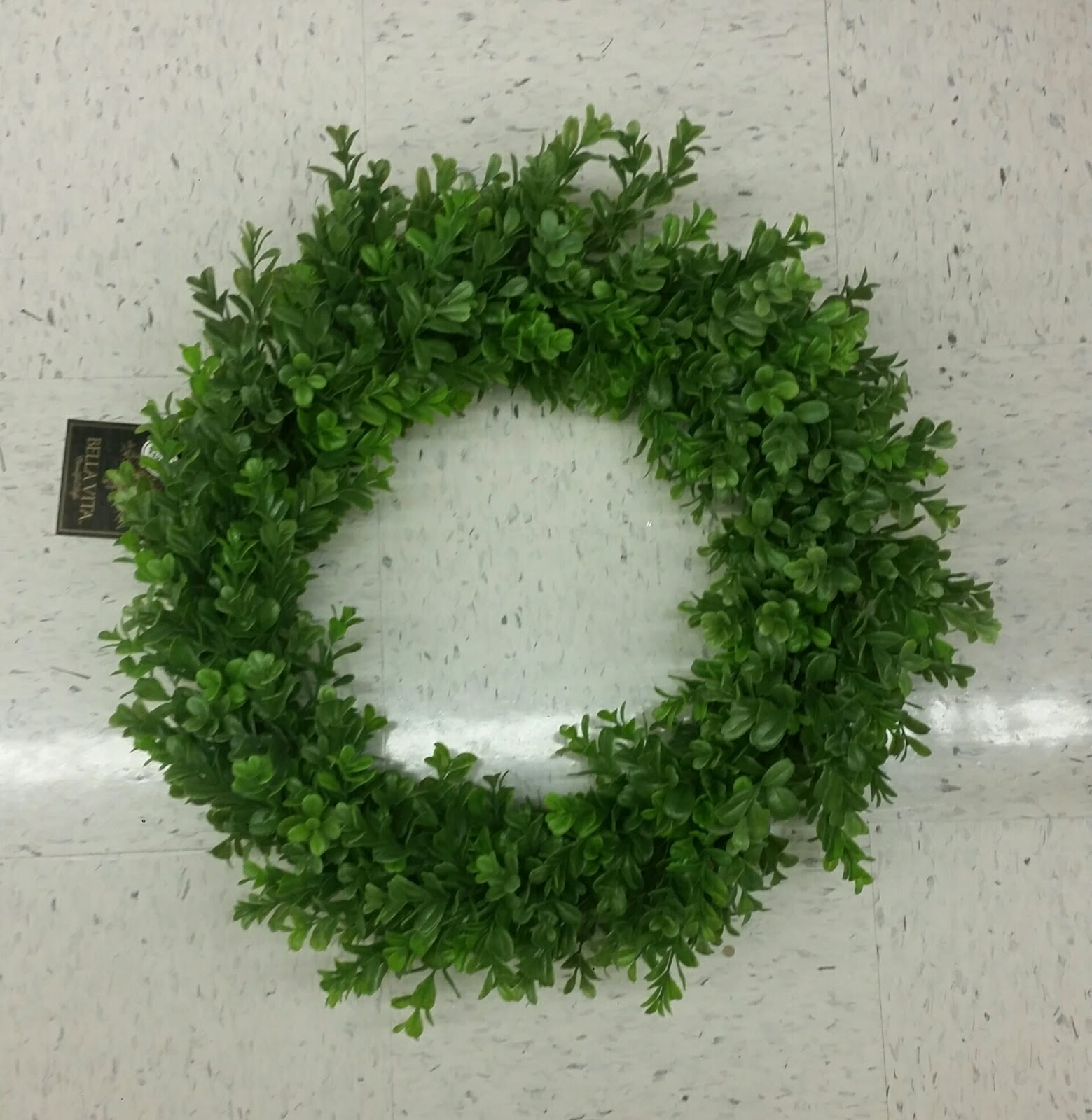 Diy Boxwood Wreath New Adventures In Life
