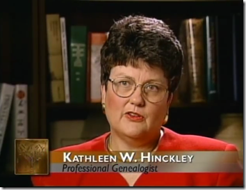 Kathleen W. Hinckley