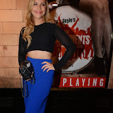 WWW.ENTSIMAGES.COM -   Heidi Range    leaving         The Commitments - press night  at Palace Theatre, Shaftesbury Avenue, London, October 8th 2013                                             Photo Mobis Photos/OIC 0203 174 1069