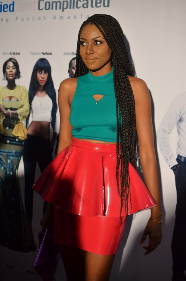 Yvonne Nelson Fashion Looks 2017 - Style You 7