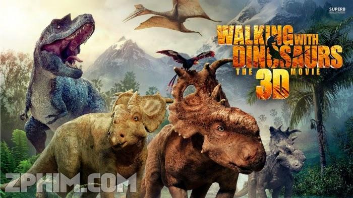 Ảnh trong phim Dạo Bước Với Khủng Long - Walking with Dinosaurs 3D 1