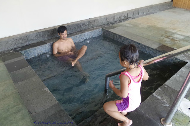 Jacuzzi The Singhasari Resort Batu