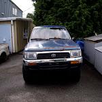 16 07 11 tow truck 008 - Coquitlam - Toyota 4 Runner.JPG
