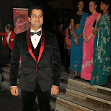 OIC - ENTSIMAGES.COM - Irfan Sidiqqui at the Beyond Bollywood - press night  at the London Palladium London 11th May 2015  Photo Mobis Photos/OIC 0203 174 1069