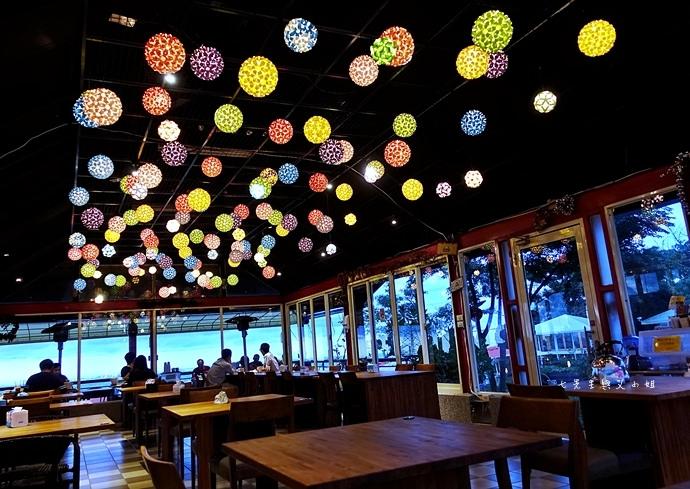 20 台中夜景餐廳 不夜天窯烤披薩 麵包