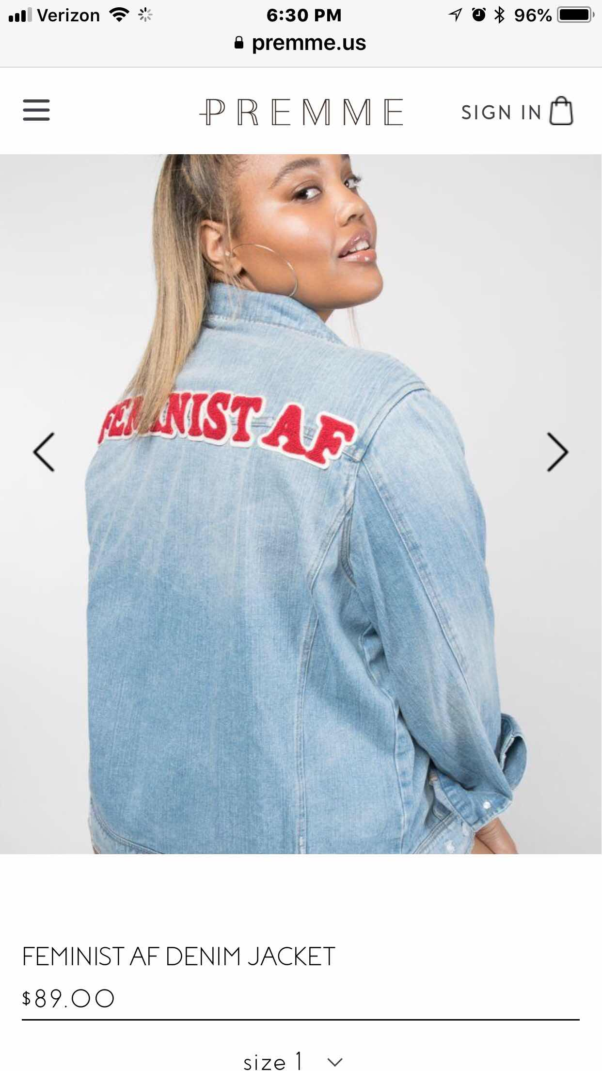 47ed7b9f1873d So this jacket right here   Damnright Feminism  the belief in economic
