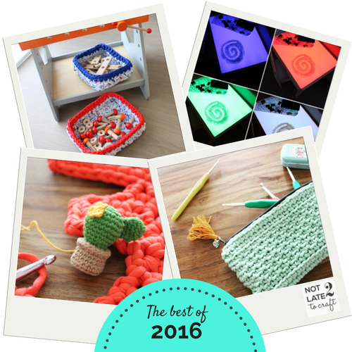 Not 2 late to craft: El millor del 2016 / The best of 2016