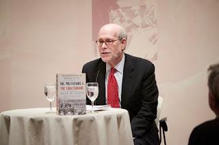 "Sean Wilentz – ""The Politicians and the Egalitarians: The Hidden History of American Politics"""
