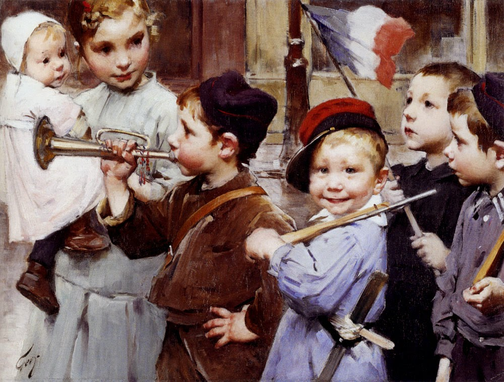Henry Jules Jean Geoffroy - July 14th ­ Bastille Day