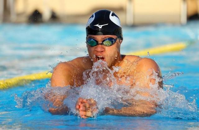 Nadador dominicano Josué Domínguez está en cuarentena en Tokio