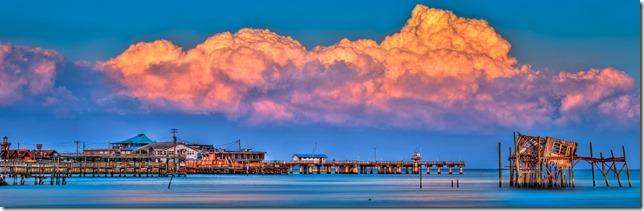 Old Marina Cedar Key Florida